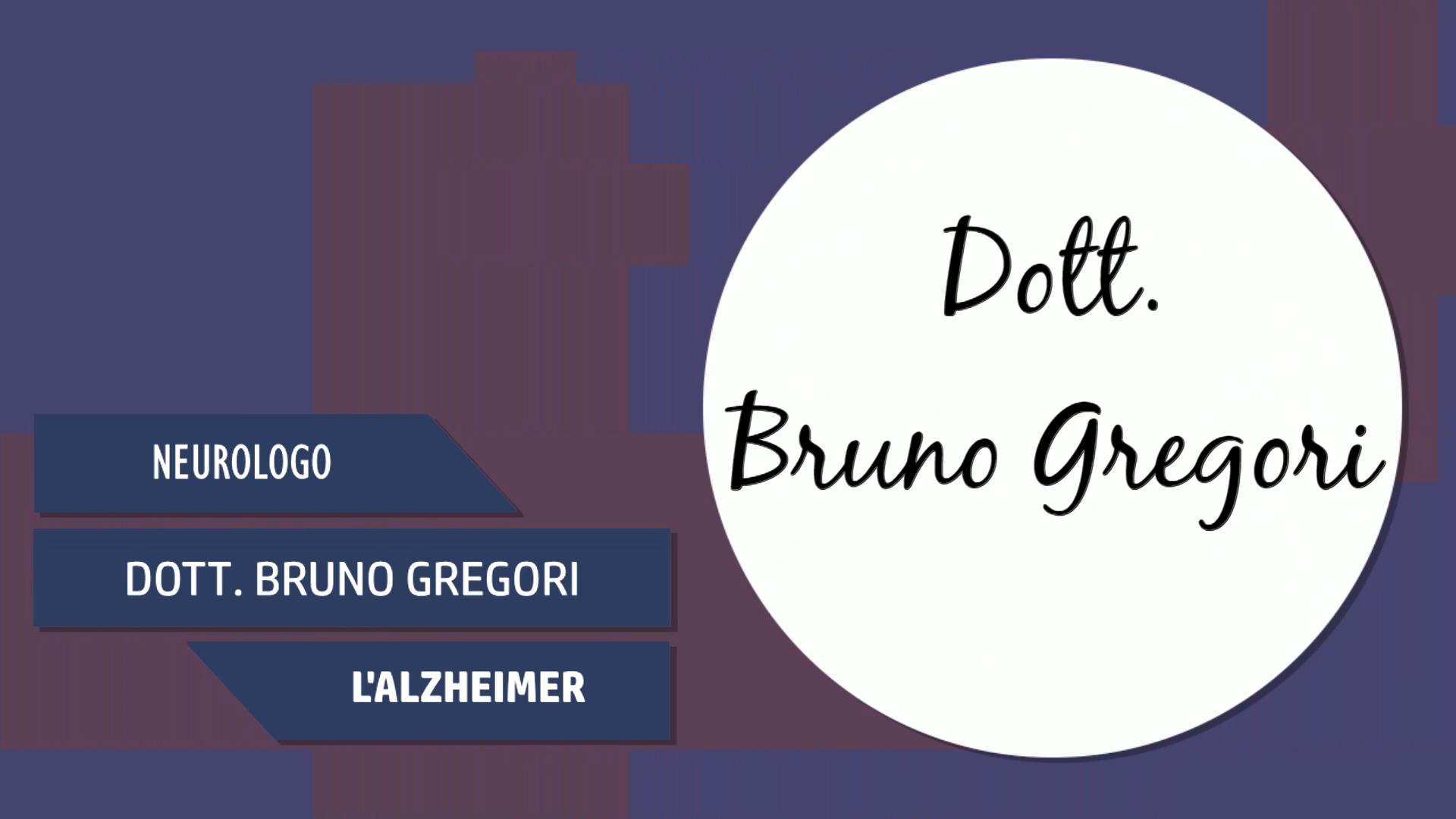 Intervista al Dott. Bruno Gregori – L'Alzheimer