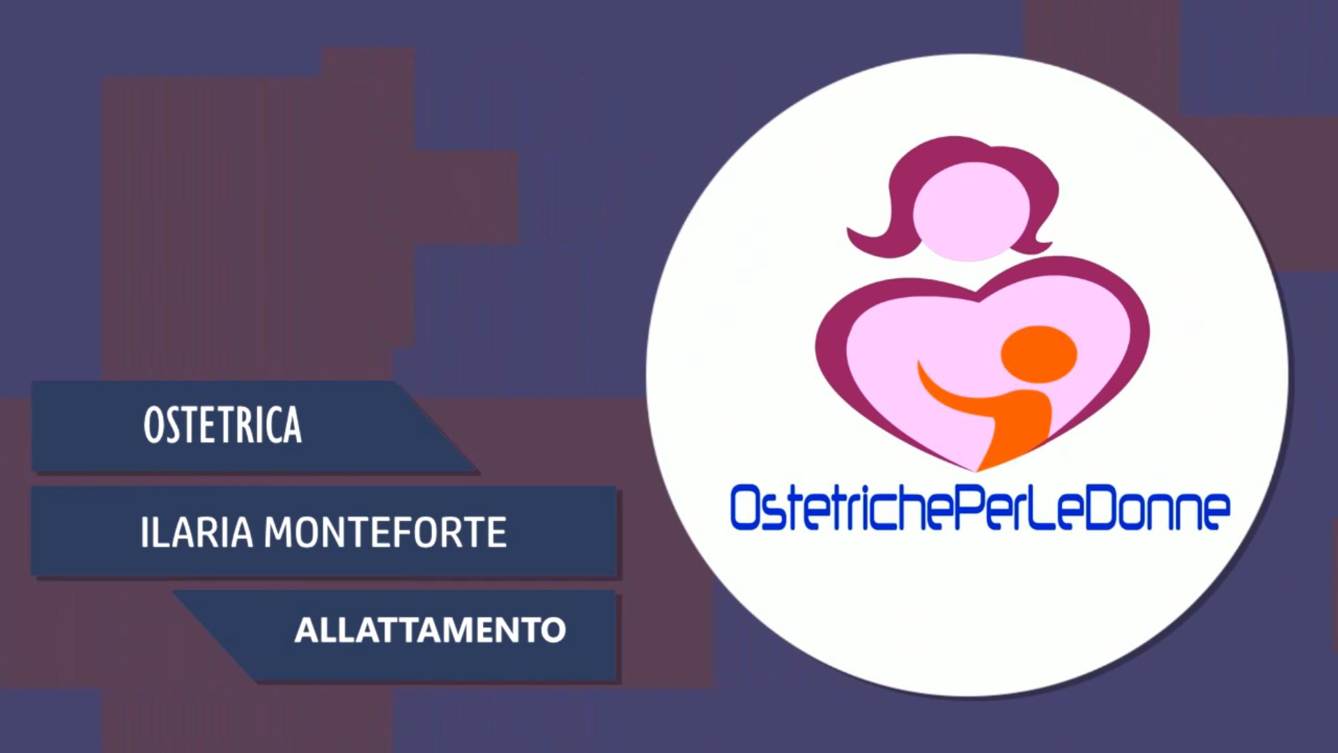Intervista alla Dott.ssa Ilaria Monteforte – Allattamento