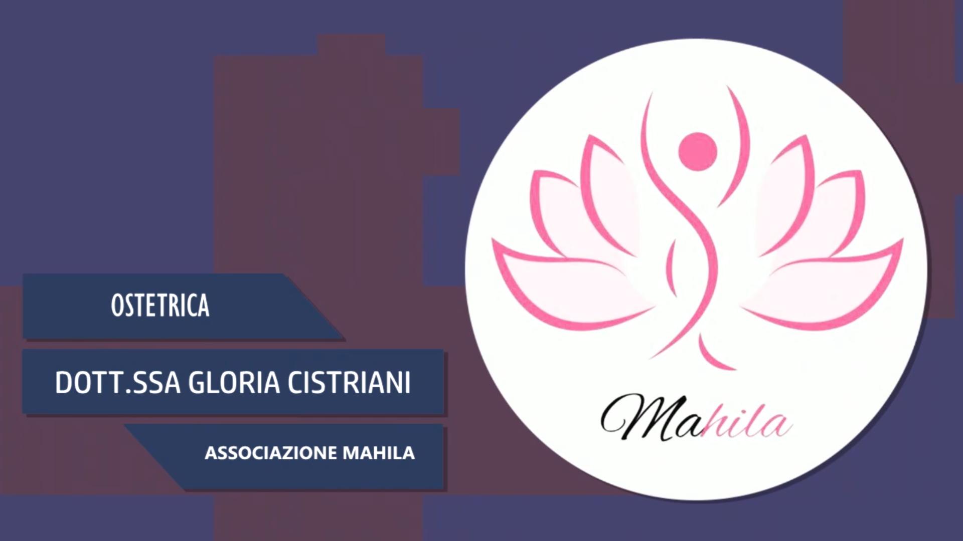 Intervista alla Dott.ssa Gloria Cistriani – Associazione Mahila