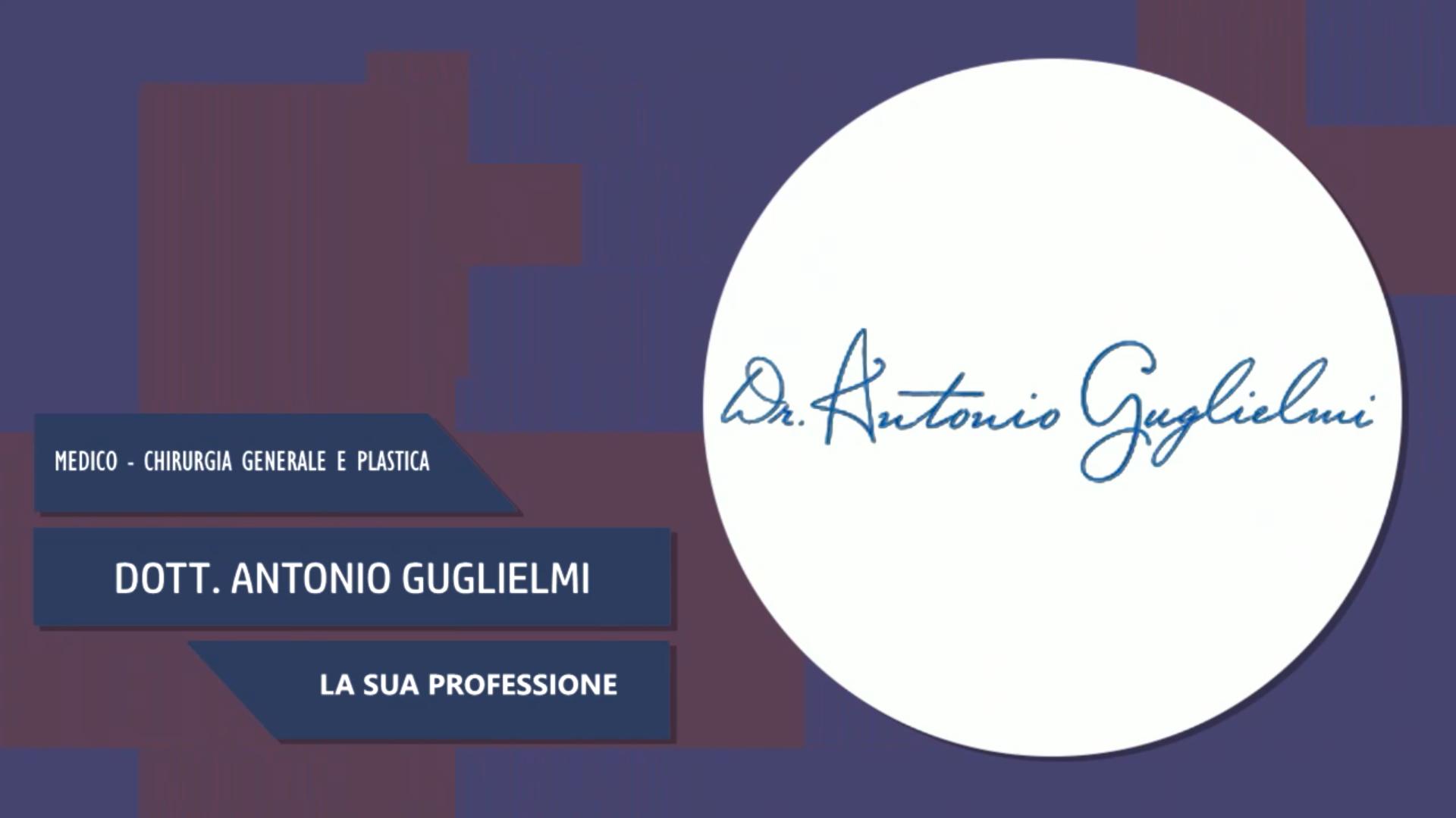Intervista al Dott. Antonio Guglielmi – La sua Professione