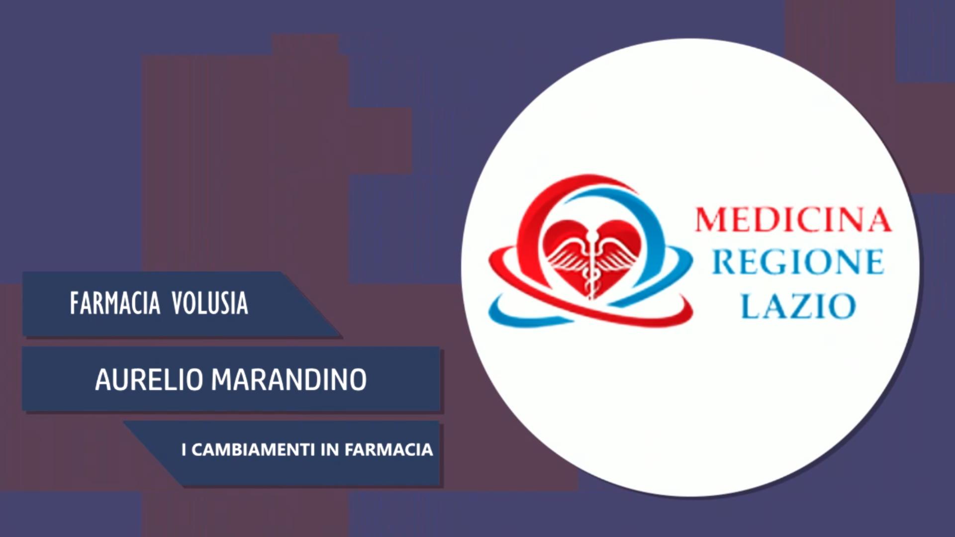 Intervista a Aurelio Marandino – I cambiamenti in farmacia