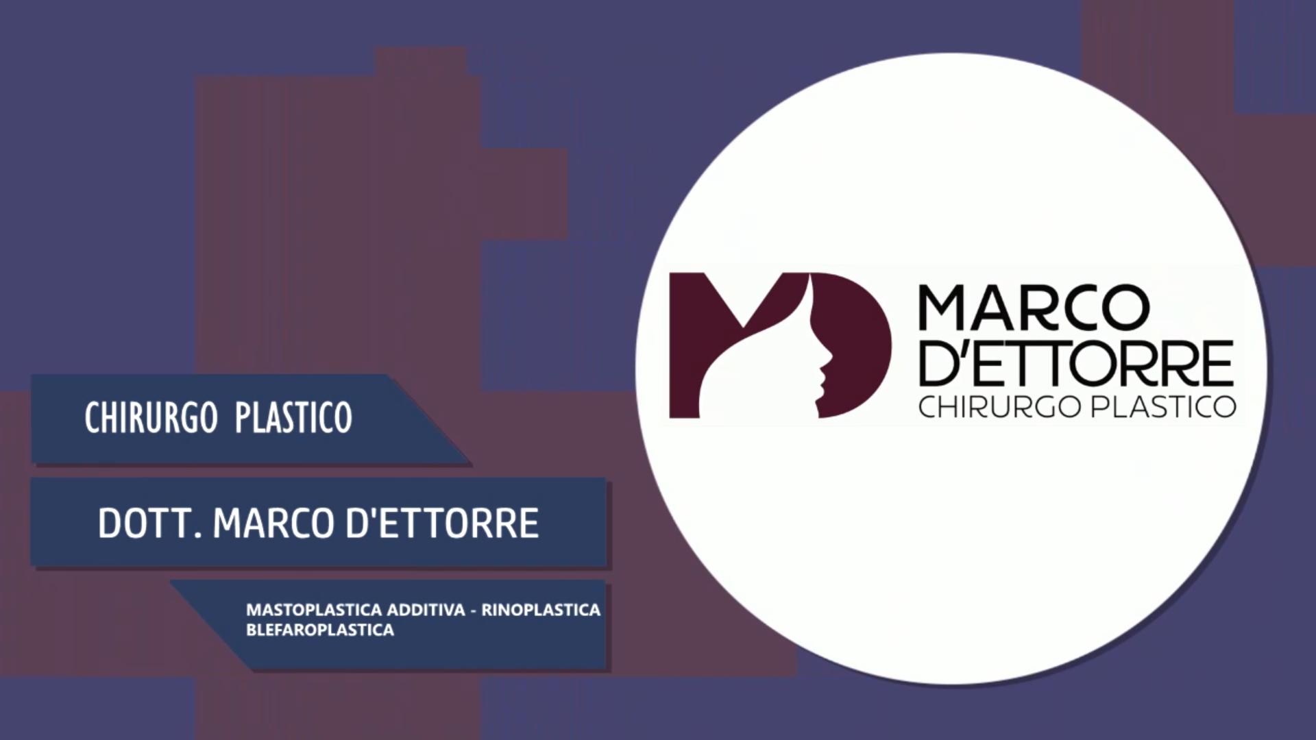 Intervista al Dott. Marco D'Ettorre