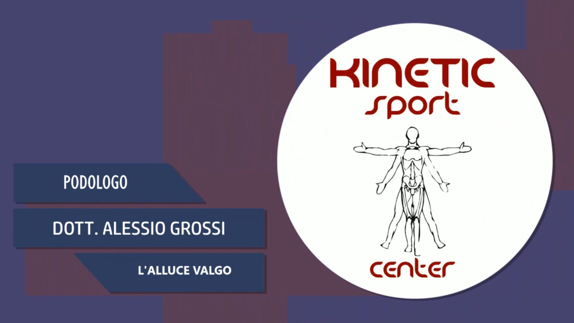 Intervista al Dott. Alessio Grossi – L'alluce valgo