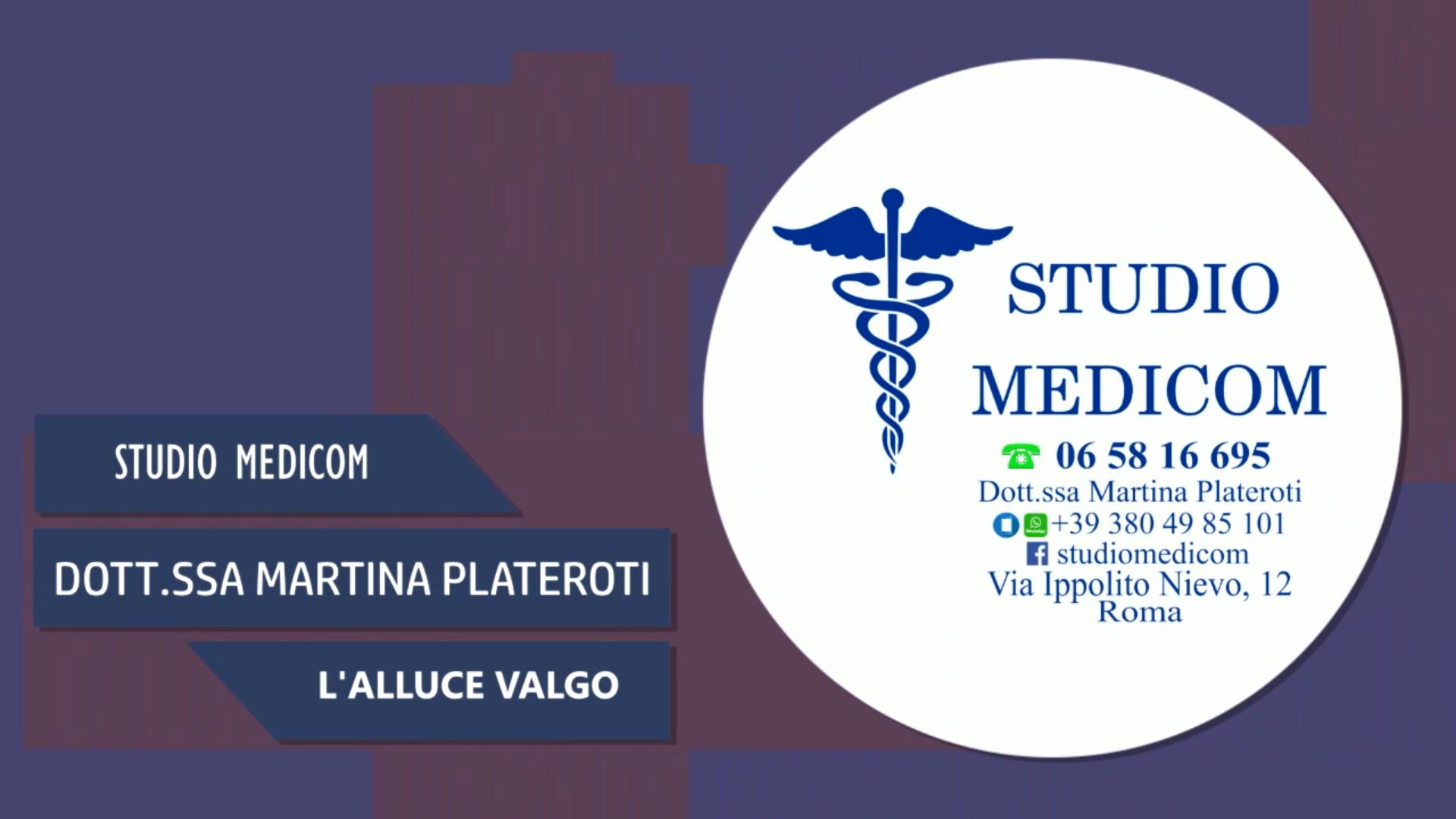 Intervista alla Dott.ssa Martina Plateroti – L'alluce valgo