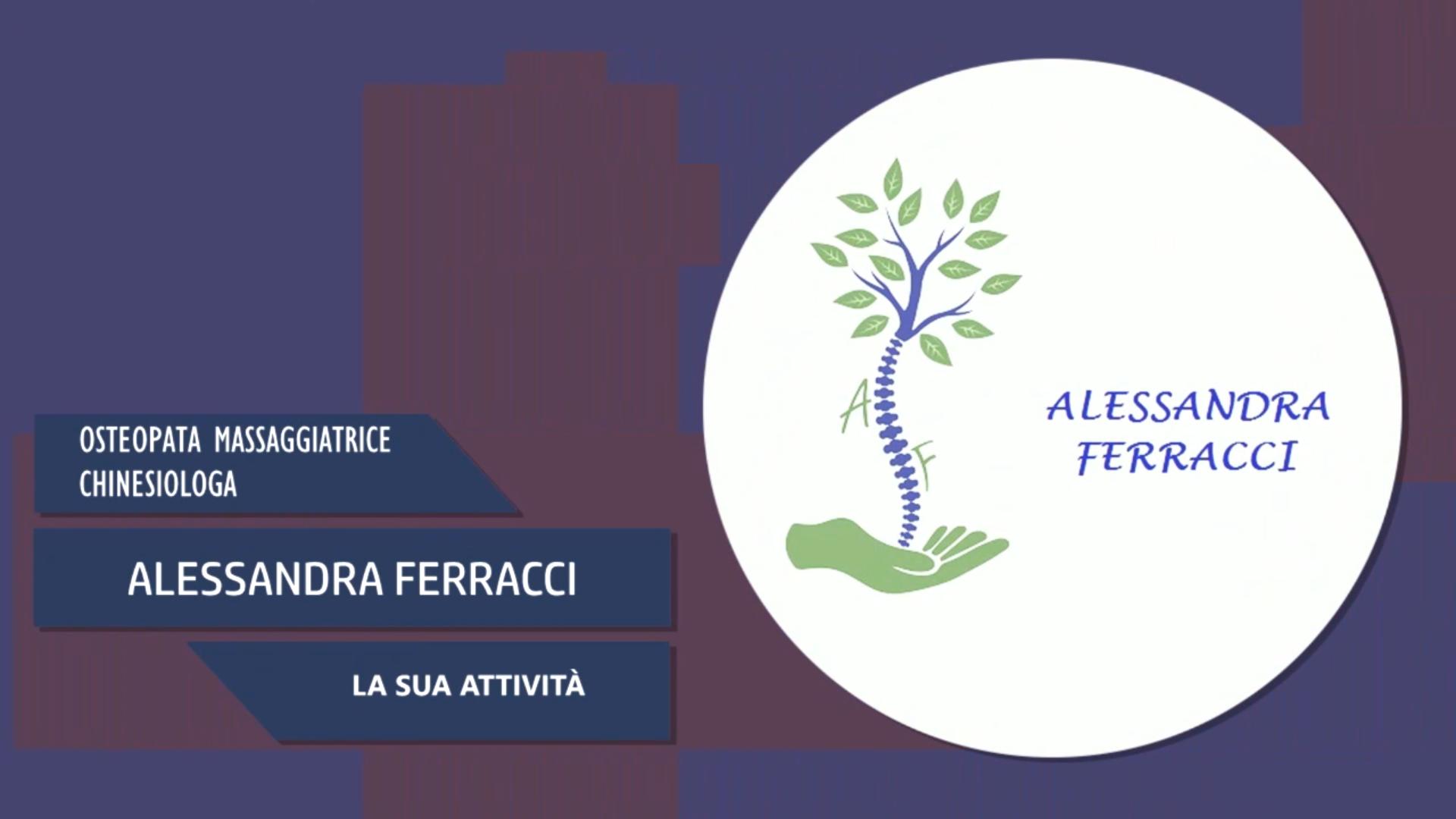 Intervista a Alessandra Ferracci – La sua attività