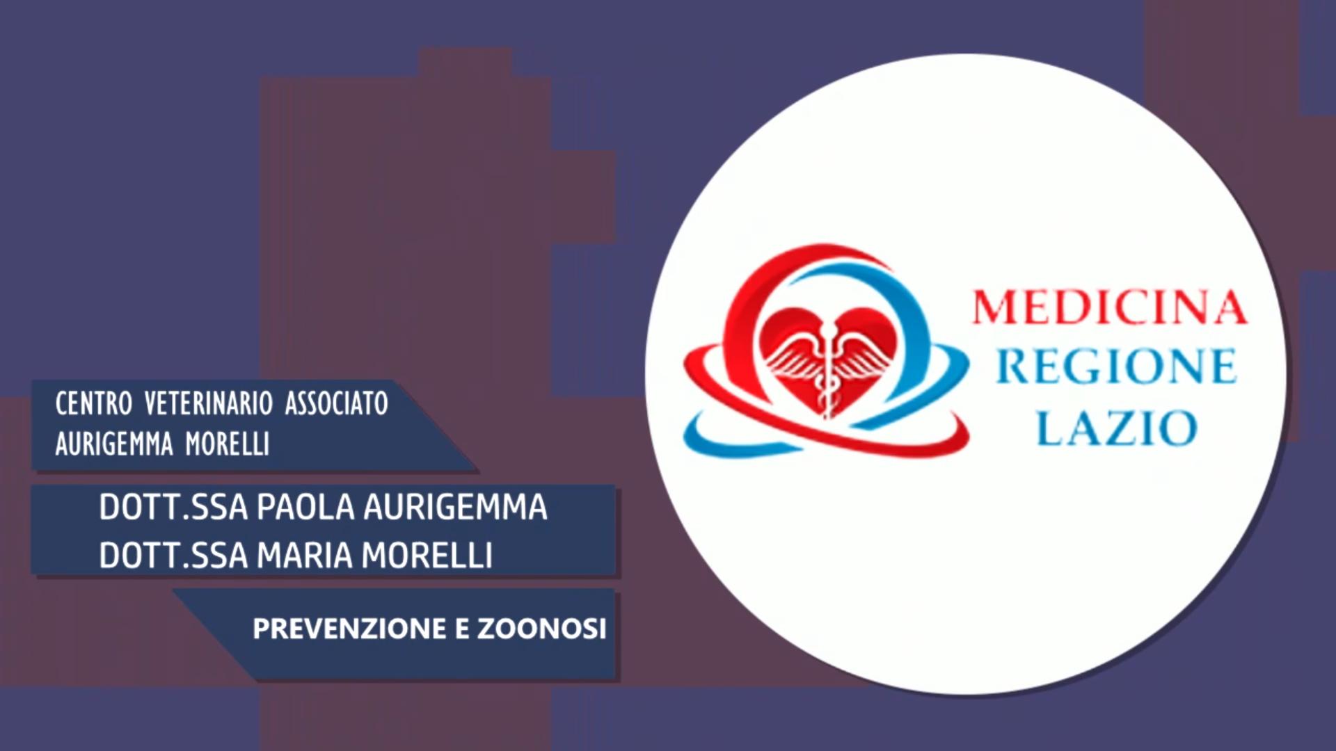 Intervista alla Dott.ssa Paola Aurigemma & Maria Morelli – Prevenzione e Zoonosi