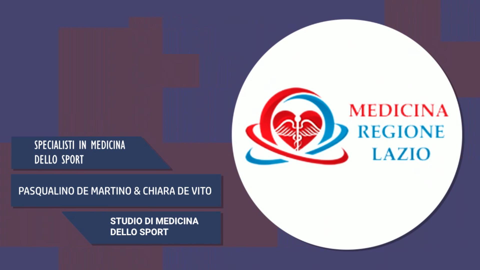 Intervista a Pasqualino De Martino & Chiara De Vito – Studio di medicina dello sport