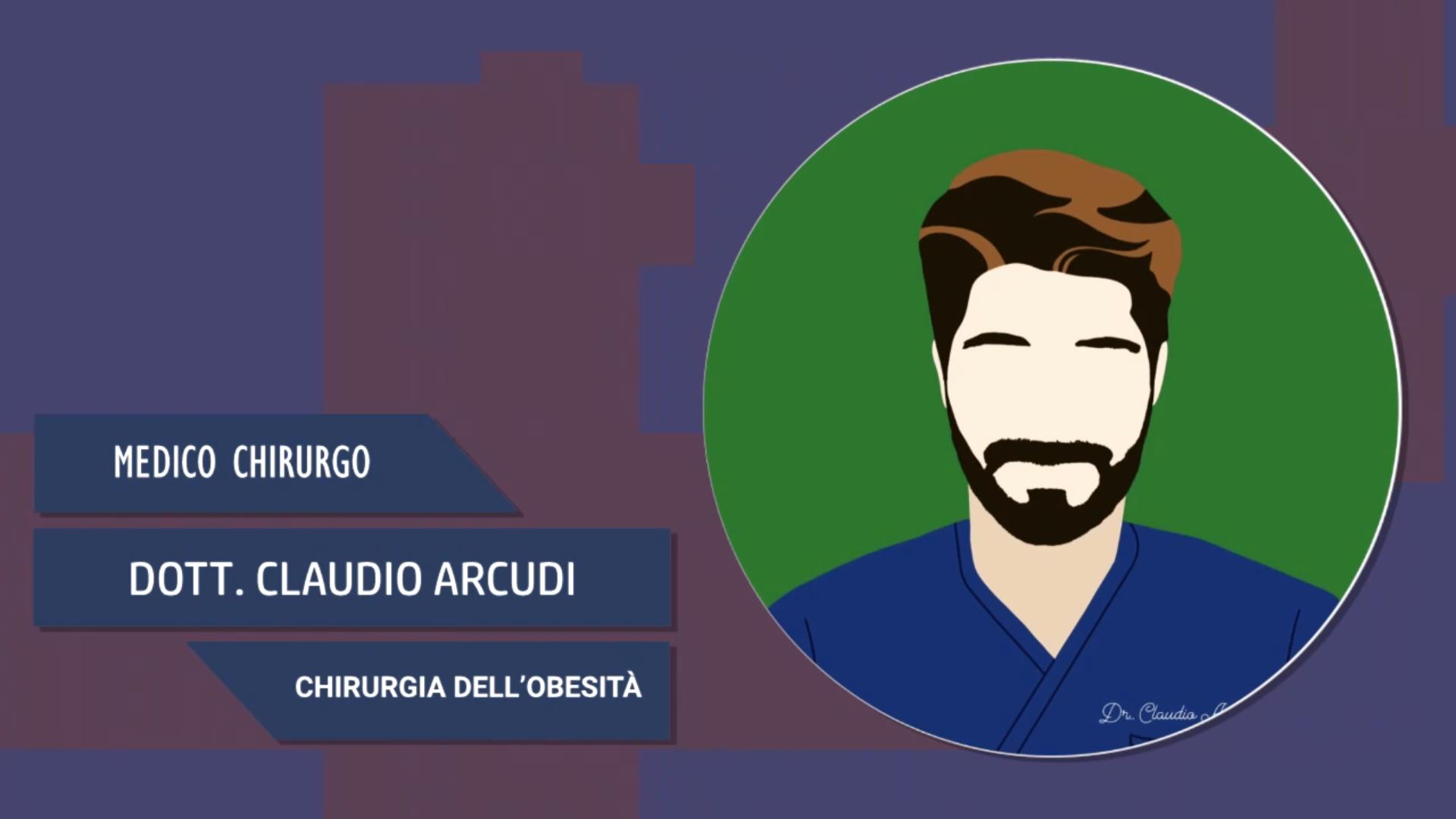 Intervista al Dott. Claudio Arcudi – Chirurgia dell'obesità