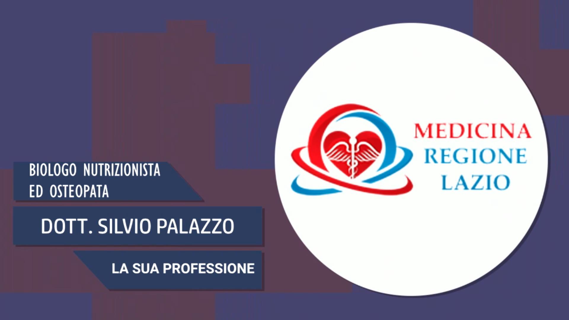 Intervista al Dott. Silvio Palazzo – La sua professione