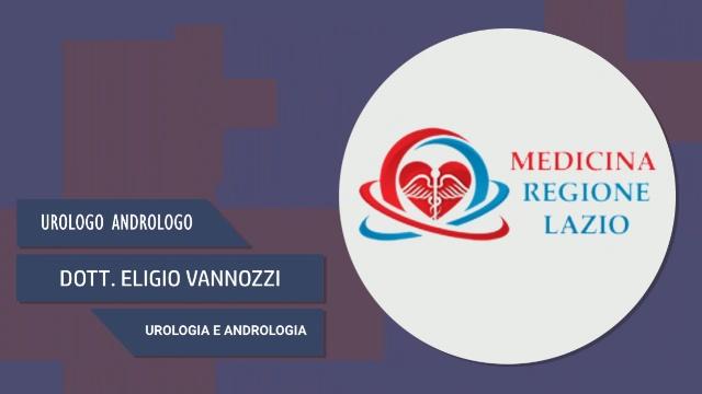 Intervista al Dott. Eligio Vannozzi – Urologia e Andrologia