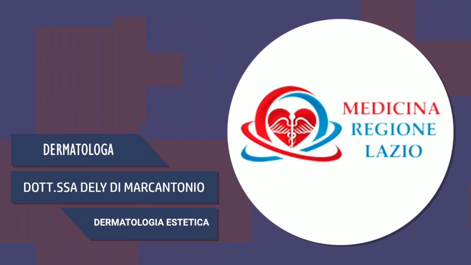 Intervista alla Dott.ssa Dely Di Marcantonio – Dermatologia Estetica
