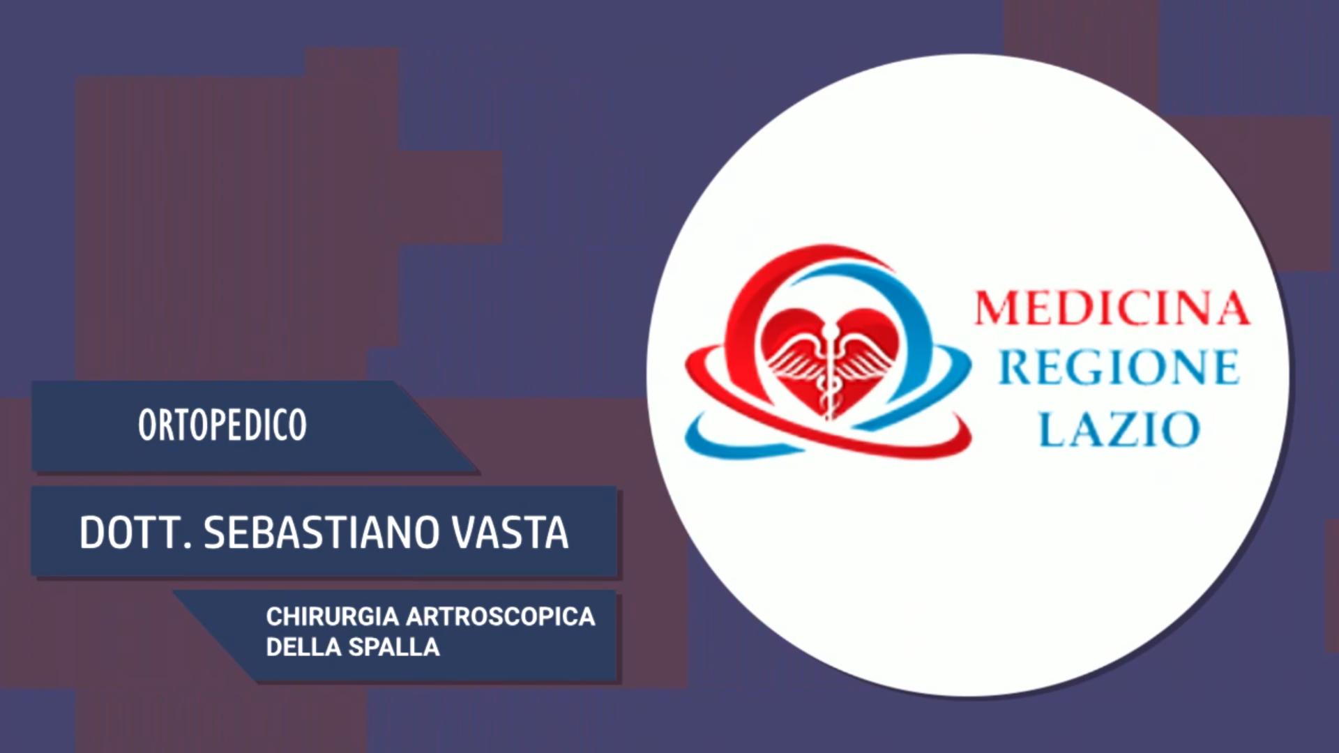 Intervista al Dott. Sebastiano Vasta – Chirurgia artroscopica della spalla