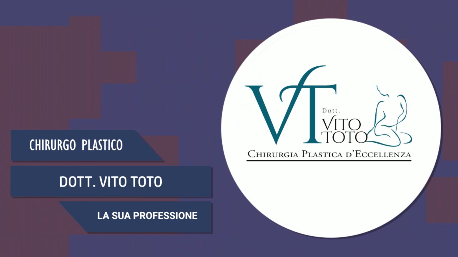 Intervista al Dott. Vito Toto – La sua professione