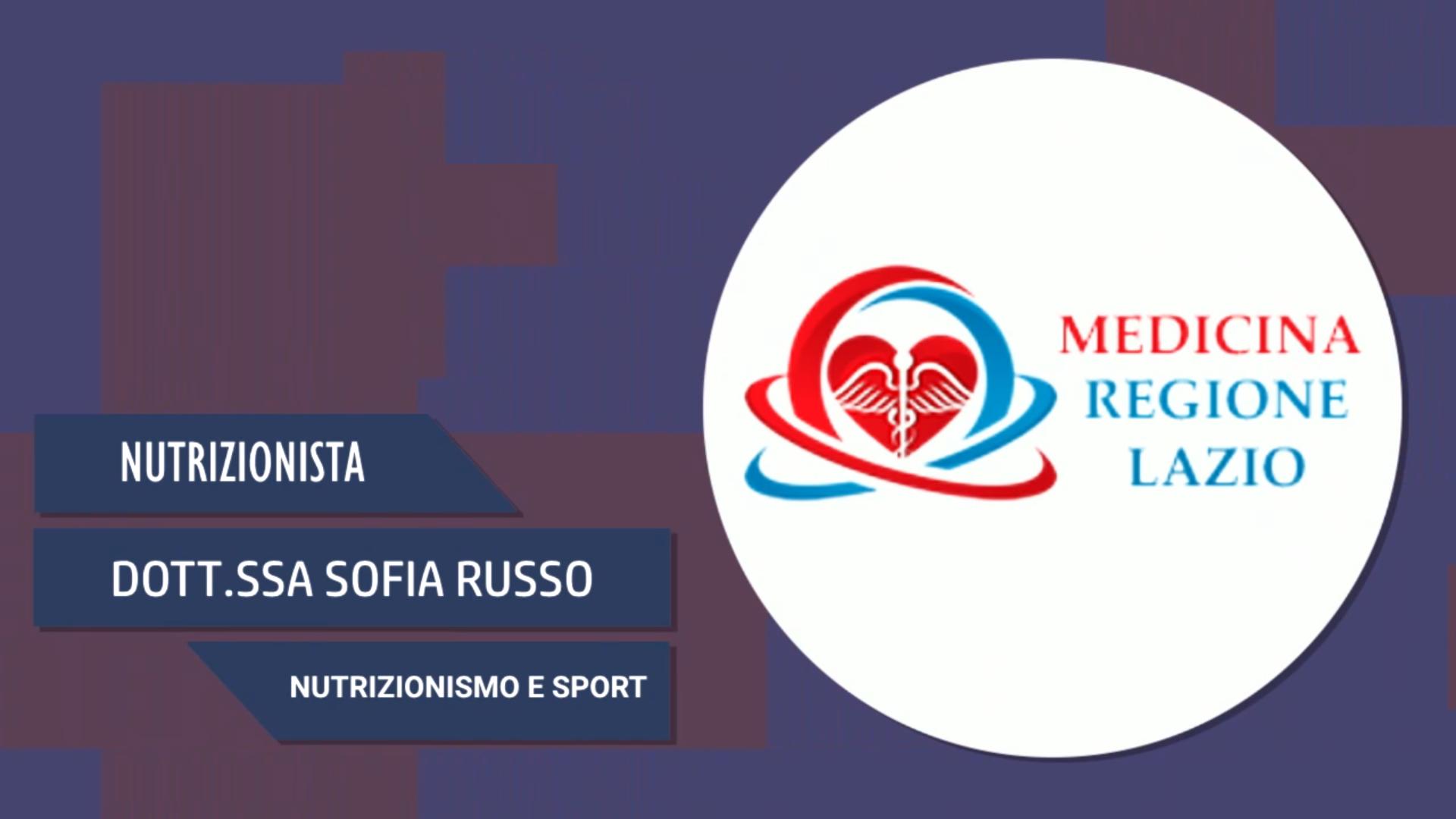 Intervista alla Dott.ssa Sofia Russo – Nutrizionismo e sport