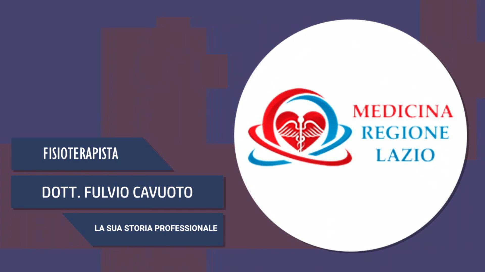Intervista al Dott. Fulvio Cavuoto – La sua storia professionale