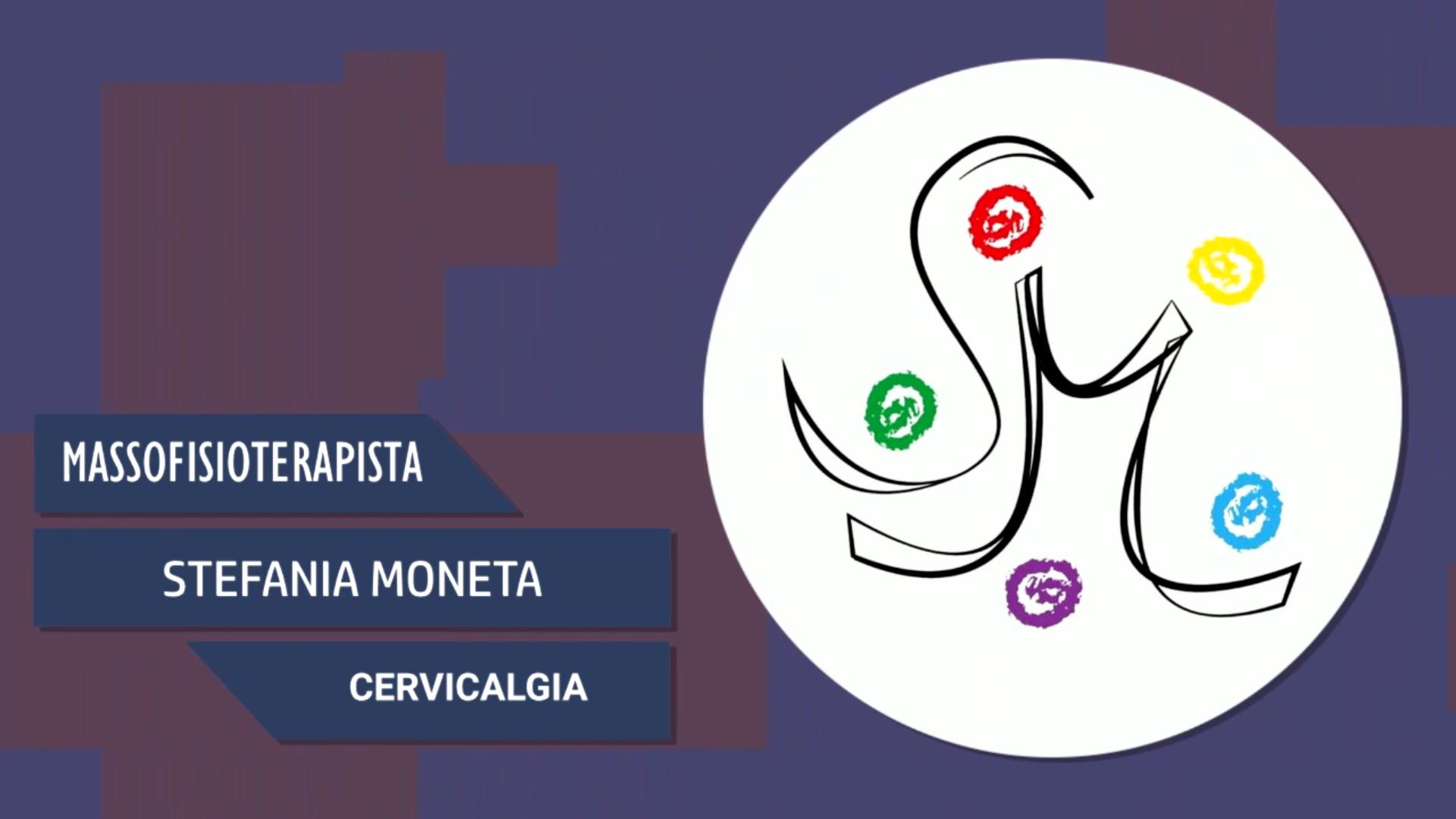 Intervista a Stefania Moneta – Cervicalgia