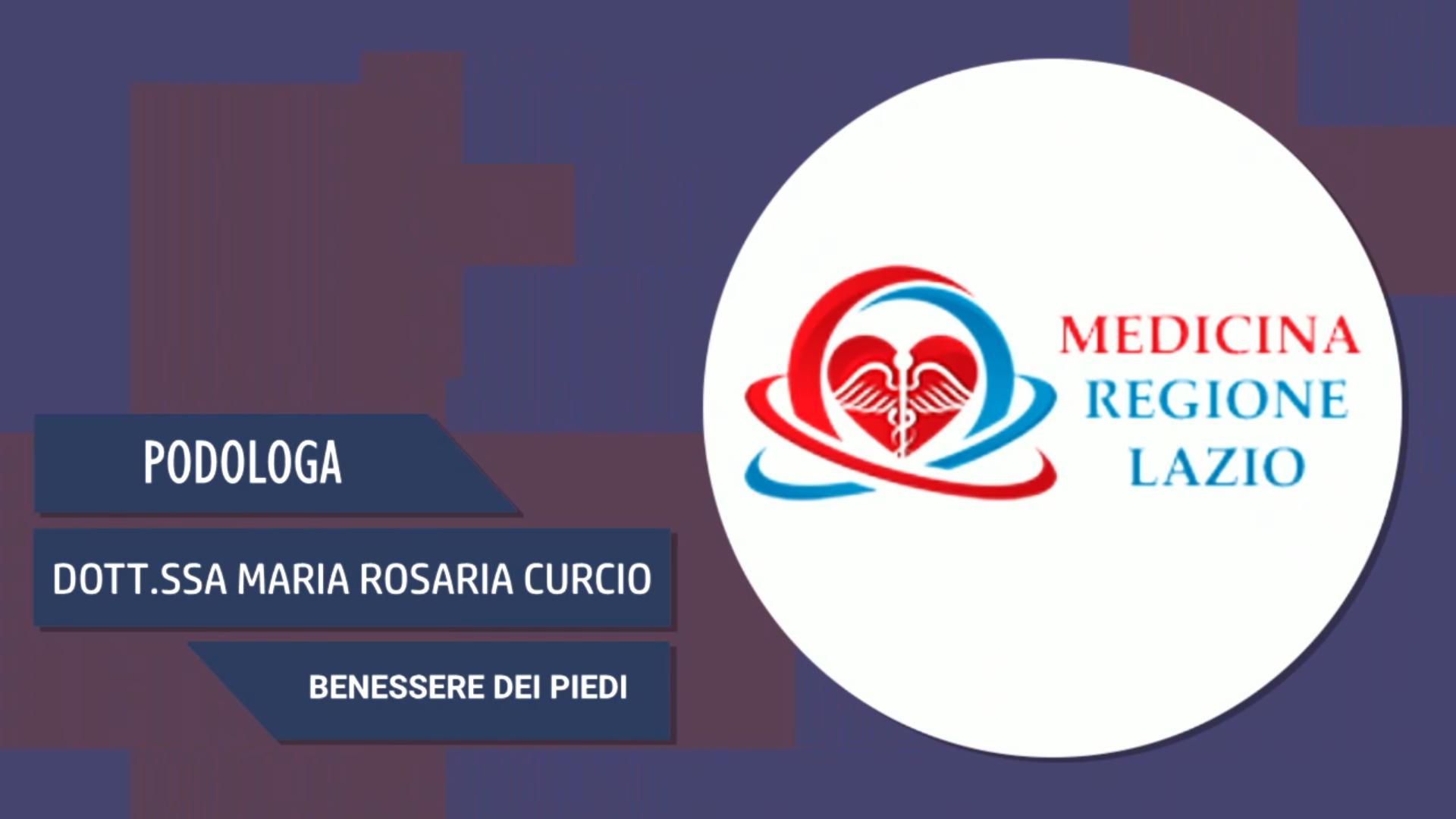 Intervista alla Dott.ssa Maria Rosaria Curcio – Benessere dei piedi