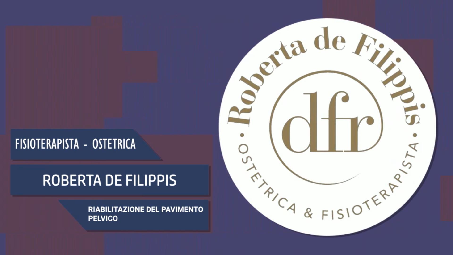 Intervista a Roberta De Filippis – Riabilitazione del pavimento pelvico