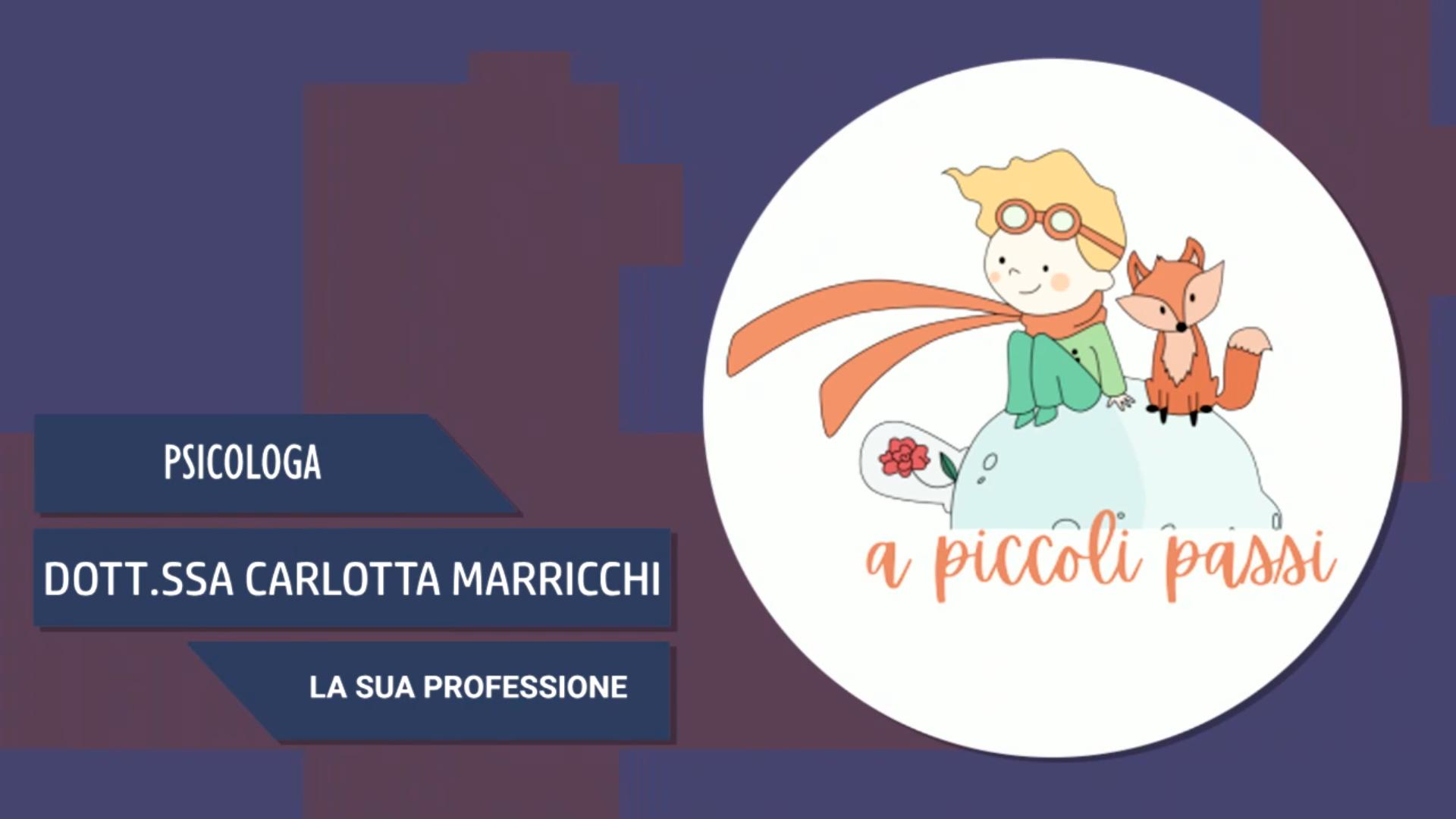 Intervista alla Dott.ssa Carlotta Marricchi – La sua professione