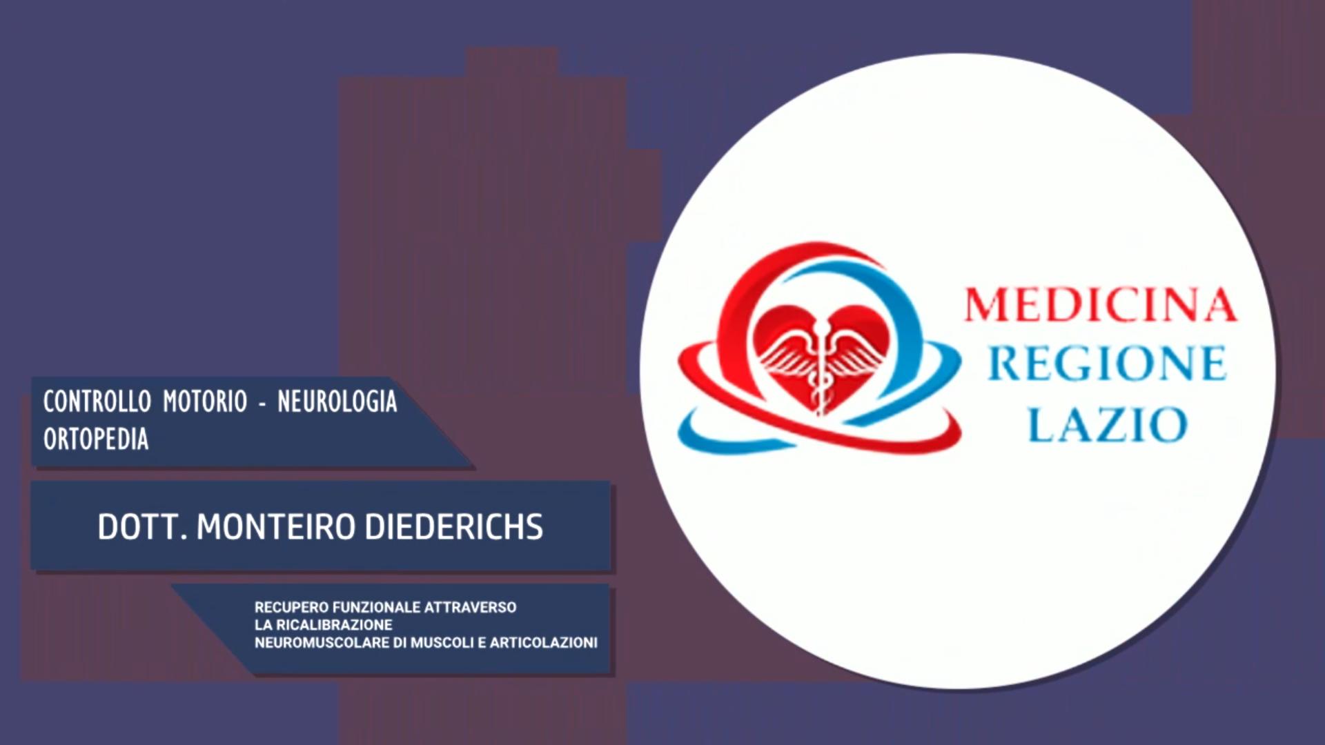 Intervista al Dott. Monteiro Diederichs – Recupero funzionale