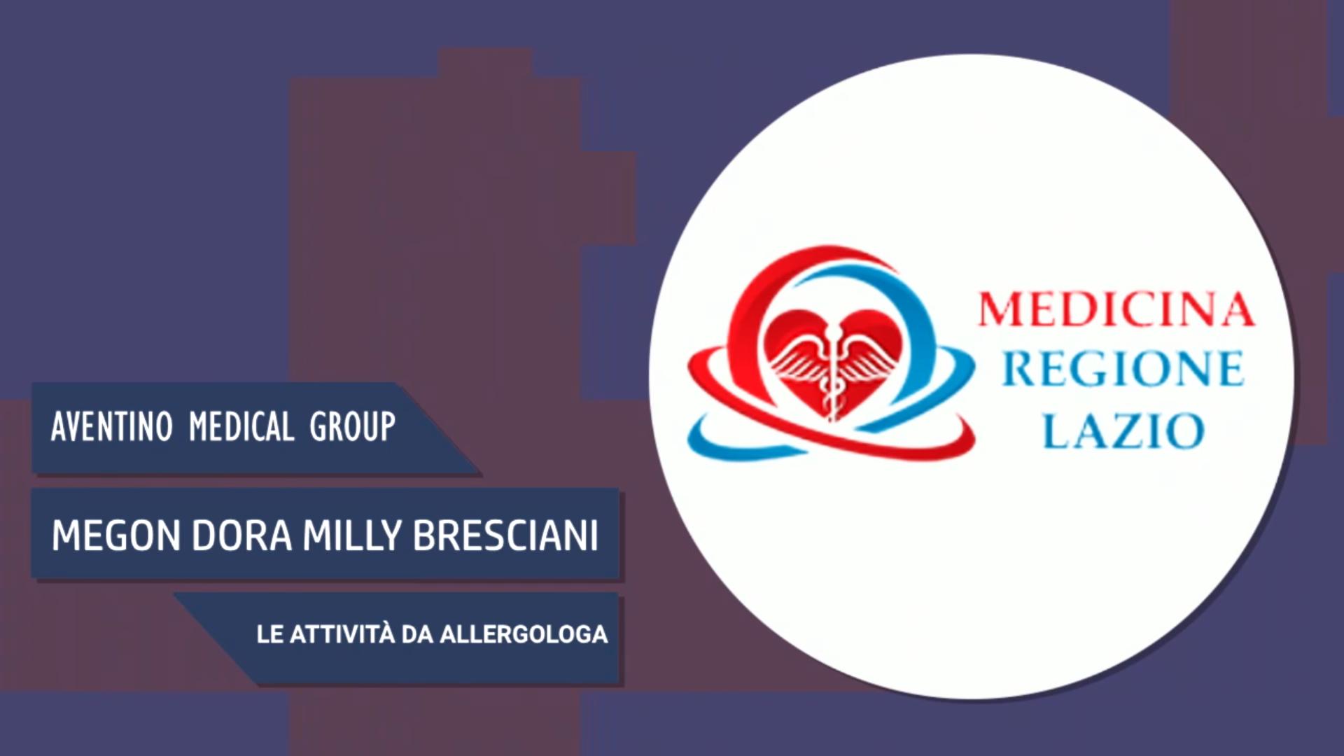 Intervista a Megon Dora Milly Bresciani – Le attività da allergologa